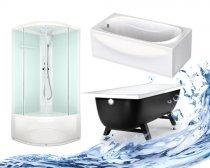 Ванны и душевые кабины